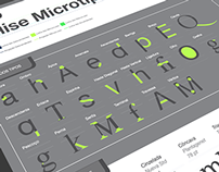 Microtipografia