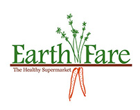 EARTH FARE SUPERMARKET LOGO REDESIGN