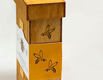 STASH TEA HONEY STICK PACKAGING