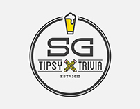 SG Tipsy Trivia: Logo Design