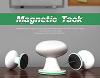 Magnetic Tack