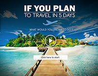 Visa Social campaign design