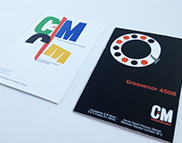 CM Business Card Redesign