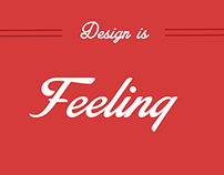 Design Is Feeling