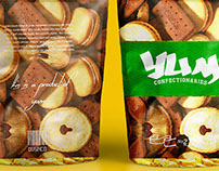 Product Package Design for YUM!
