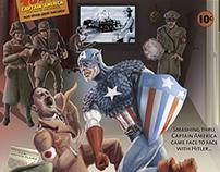 Captain America Comics #1, March 1941