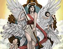 四大天使长之一——加比列