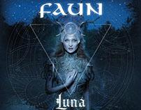 covershoot for FAUN/ costumes Agnieszka Osipa