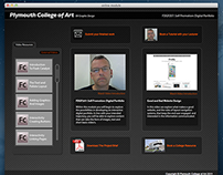 Adobe Flash Catalyst Teaching Application