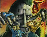 Marvel Treasury Edition #11 (Fantastic Four), 1976