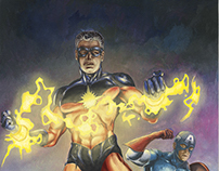 Captain Marvel #17, October 1969