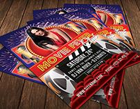 Movie Club Flyer