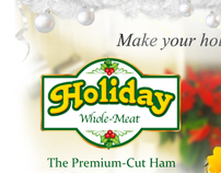 CDO Holiday Ham 2010 website