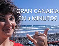 Gran Canaria en 4 minutos