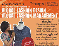 Print Campaign For Triburg
