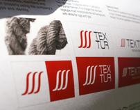 Textur Annual Report & Identity