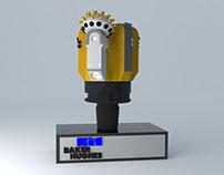 Baker Hughes 3D Drill