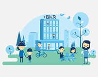 BKR animation