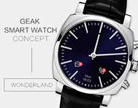 WIP-Smart Watch