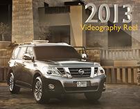 2013 Videography Reel - Nissan Patrol