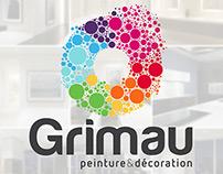 Grimau - Visual Identity