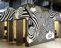 Team One Mural