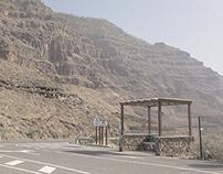 Canarian Road Views