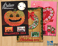 R.M. Palmer 2013-2014 Holiday Catalogs
