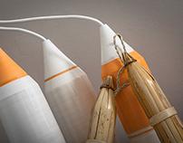 Le Cavagne lamps