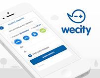 Wecity :: mobile app