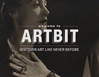 Artbit app
