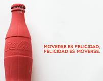 Coca-Cola - Movimientos de Felicidad