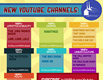 NNMFTV's New YT Channel Posters