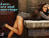 Cover Stories of Filmfare magazine