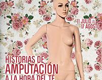 """""""HISTORIAS DE AMPUTACIÓN A LA HORA DEL TÉ"""" 2014"""