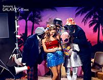 MTV MOVIE AWARDS SAMSUNG GALAXY S3 MINI