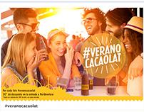 Promoción Cacaolat