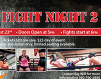 Fight Night 2 Promotion