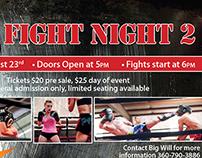 Fight Night 2 Promotion
