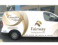 Fairway Vehicle Re Branding