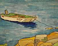 Block Island Watercolors