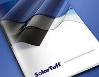 Brochure Design | Solar Tuff & Solite by Impact Pratama
