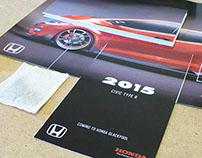 Honda Civic Type R Mailer