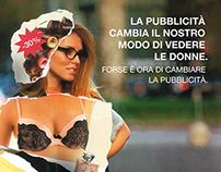 Giovani Leoni 2013 // ADCI // Print - Model
