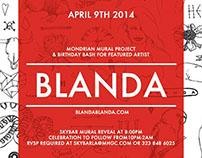 Blanda Art Show