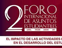 2do Foro Internacional de Asuntos Estudiantiles