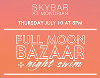 Full Moon Bazaar