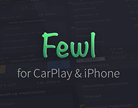 Fewl for CarPlay & iPhone