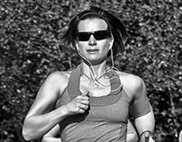 Toronto Women's Half Marathon 5K 2014