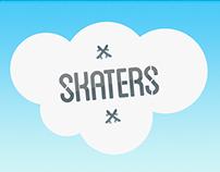 Funny skaters